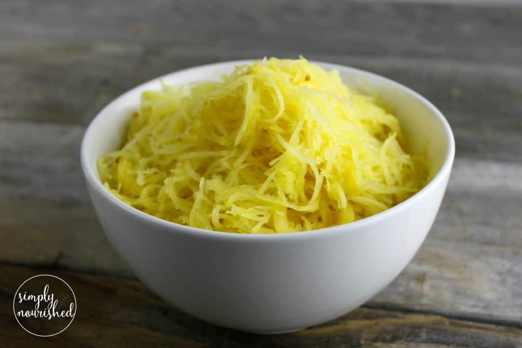 Spaghetti squash tutorial 14 blog