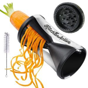 Hand held spiralizer | Simply Nourished