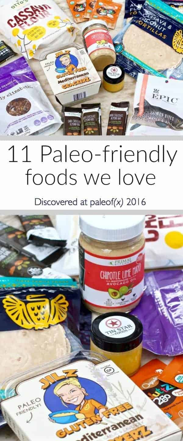 11 New foods we loved at Paleo f(x) 2016