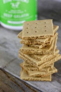 Grain-free S'mores | https://therealfoodrds.com/grain-free-smores/