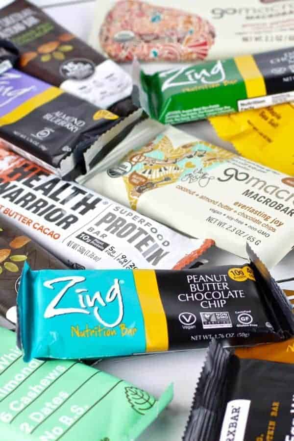 Healthiest Protein Bars? Ask the Dietitians #2