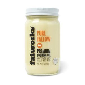 Fatworks Grass-fed Beef Tallow