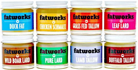 Fatworks 1oz. sample size fats