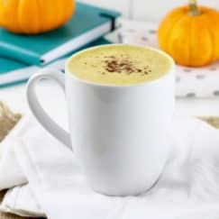 Pumpkin Spice Chai Tea | The Real Food Dietitians | https://therealfoodrds.com/pumpkin-spice-chai-tea/