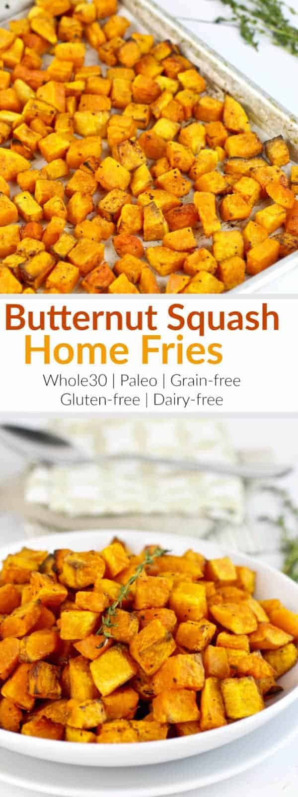 Butternut Squash Home Fries pin