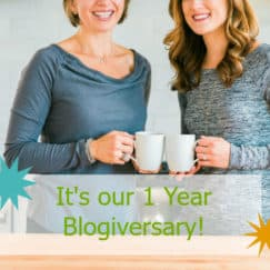The Real Food Dietitians | Happy 1 Year Blogiversary!
