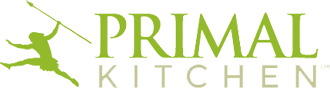 Primal Kitchen Logo (including man with spear)