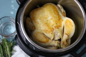 whole chicken in an instant pot