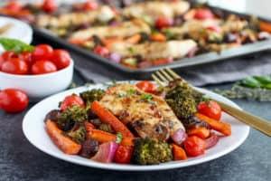 Weekly Meal Prep Menu: No.1 | The Real Food Dietitians | https://therealfoodrds.com/weekly-meal-prep-menu-no-1/