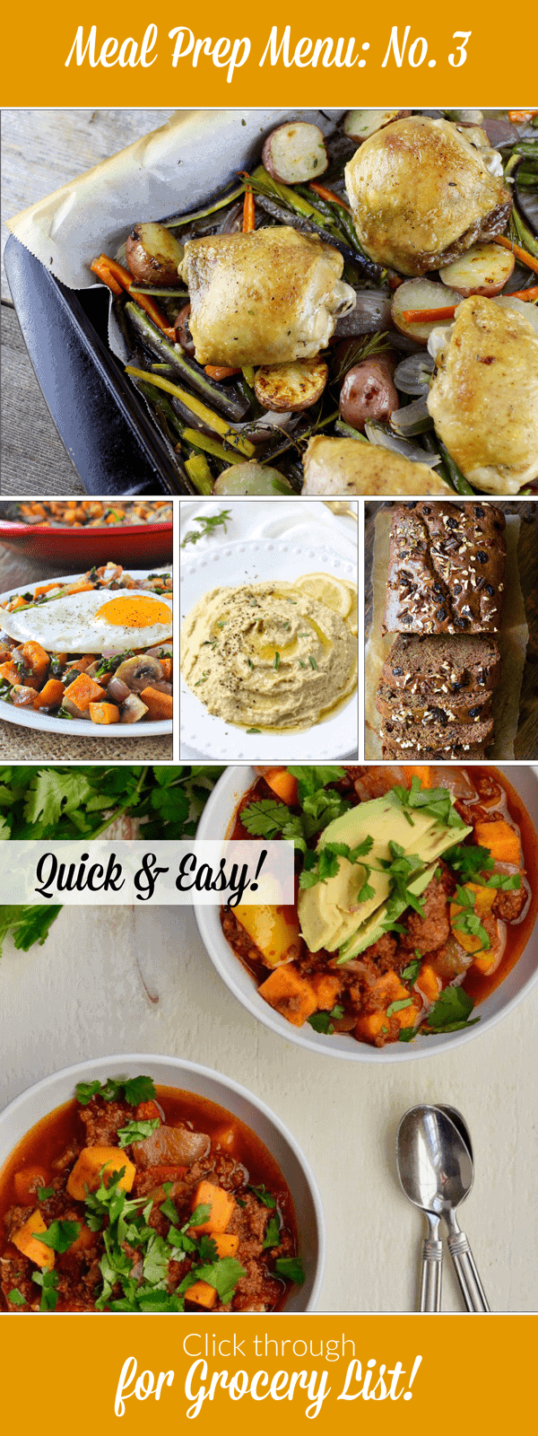 Weekly Meal Prep Menu: No. 3   The Real Food Dietitians   https://therealfooddietitians.com/weekly-meal-prep-menu-no-3/