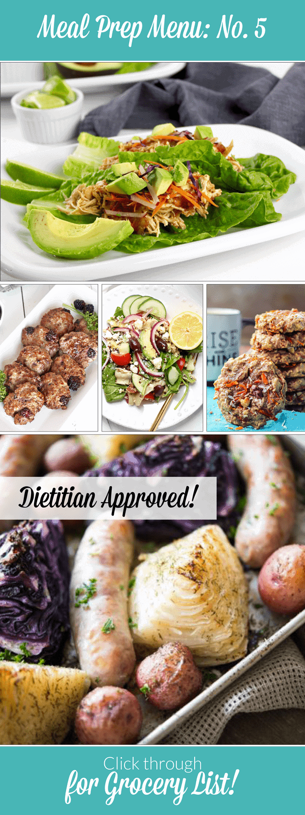 Weekly Meal Prep Menu: No. 5 | The Real Food Dietitians | https://therealfoodrds.com/weekly-meal-prep-menu-no-5/