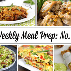 Weekly Meal Prep Menu: No. 4 | The Real Food Dietitians | https://therealfoodrds.com/weekly-meal-prep-menu-no-4/