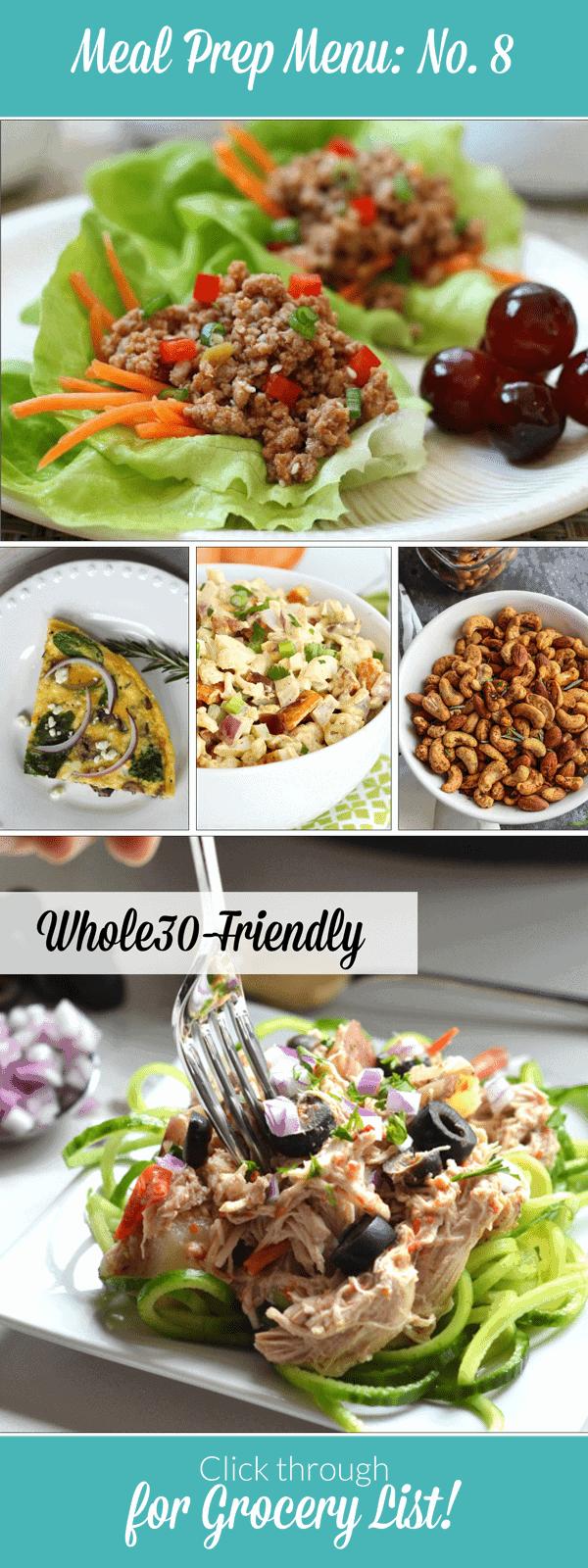 Weekly Meal Prep Menu: No. 8 | The Real Food Dietitians | https://therealfoodrds.com/weekly-meal-prep-menu-no-8/