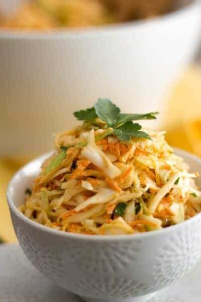 Whole30 Cole Slaw