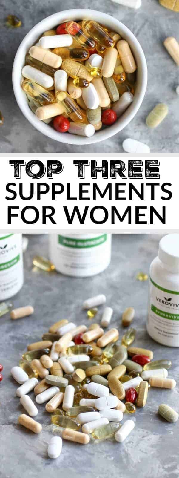 Top 3 Supplements for Women | healthy tips for women ] healthy living tips for women | best vitamins for women | womens vitamins | how to stay healthy with supplements || The Real Food Dietitians