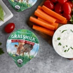 Why Grass-fed Dairy? | The Real Food Dietitians | Organic Valley