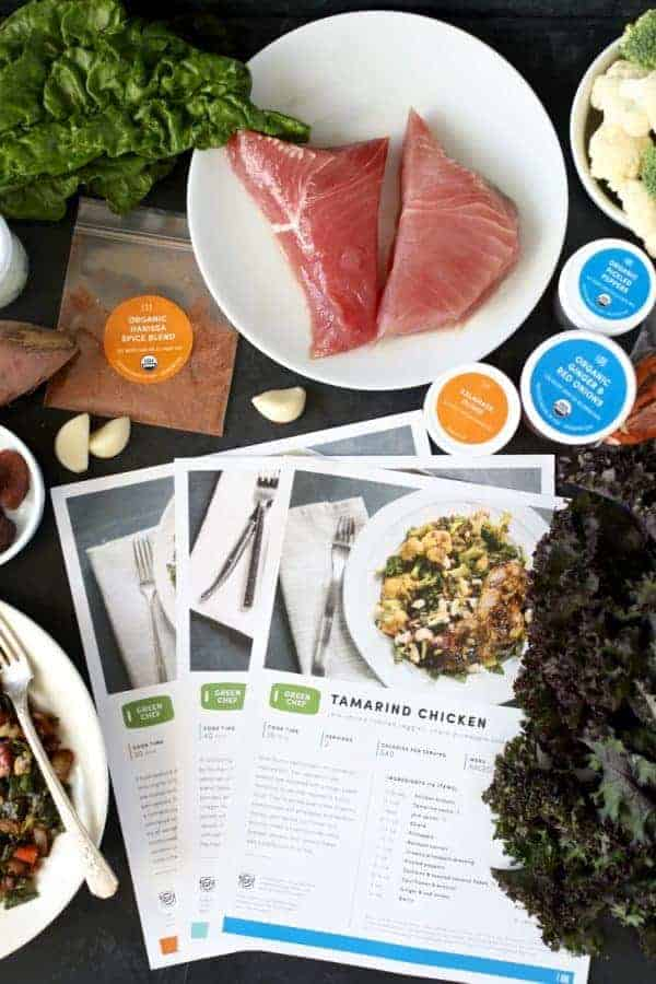 Green Chef Meal Delivery Review