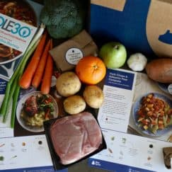 Make Your Whole30 Easy with Blue Apron
