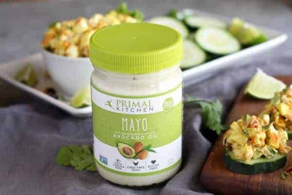 Jar of Primal Kitchen Food mayo