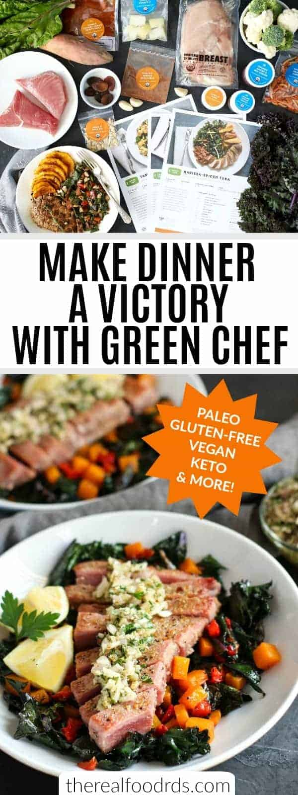 Pinterest image for Green Chef Review