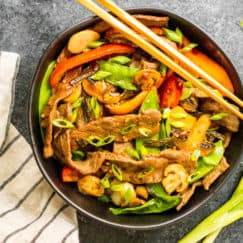 Whole30 Steak Stir-Fry
