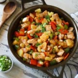 Skillet Sweet and Sour Chicken (Whole30)