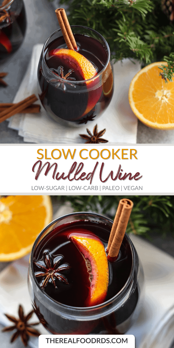 Long Pin Image for Slow Cooker Mulled Wine