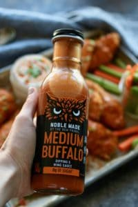 Buffalo Chicken Strips with Buffalo Ranch (Whole30) - The New Primal Buffalo Sauce