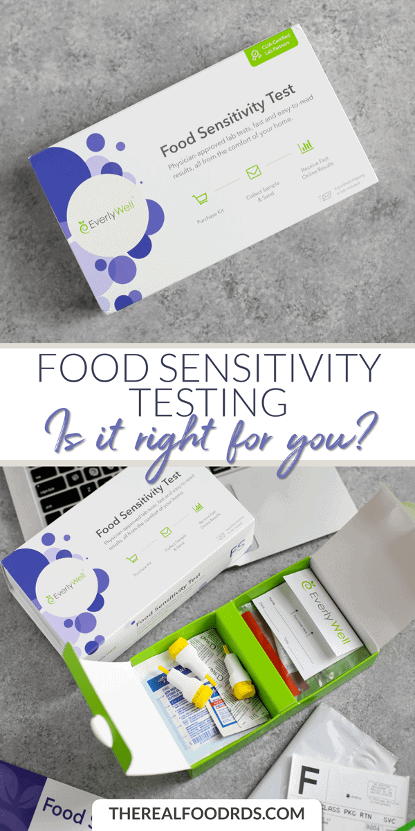 Long Pin image for Food Sensitivity Testing: Is it right for you?