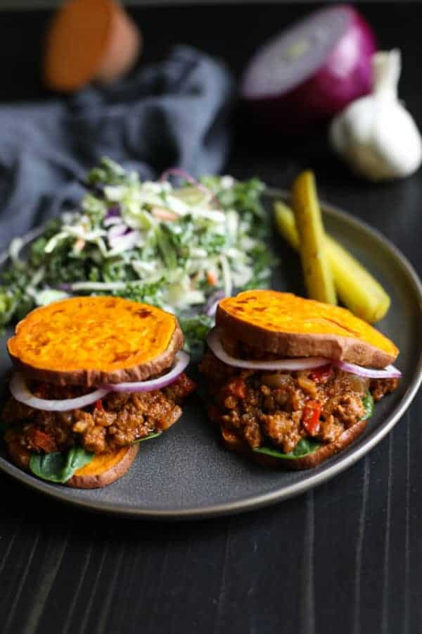 Stovetop Sloppy Joes