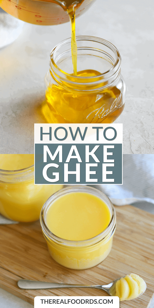 Long Pin Image for How to Make Ghee