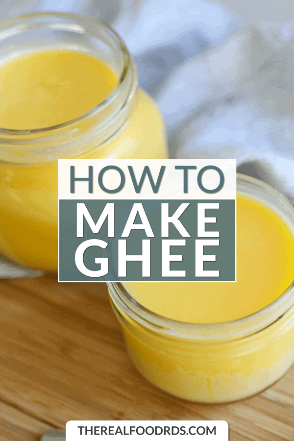 Short Pin Image for How to Make Ghee