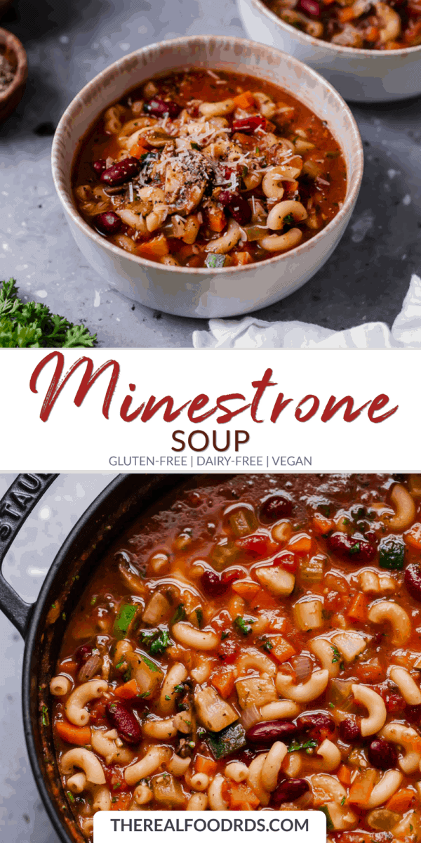 Long Pin Image for Minestrone Soup