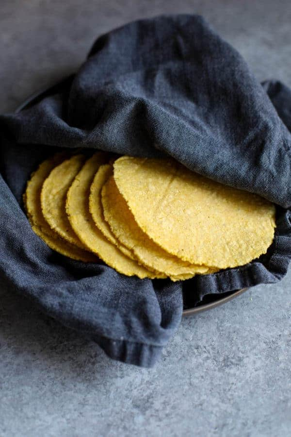 How To Make Corn Tortillas The Real Food Dietitians