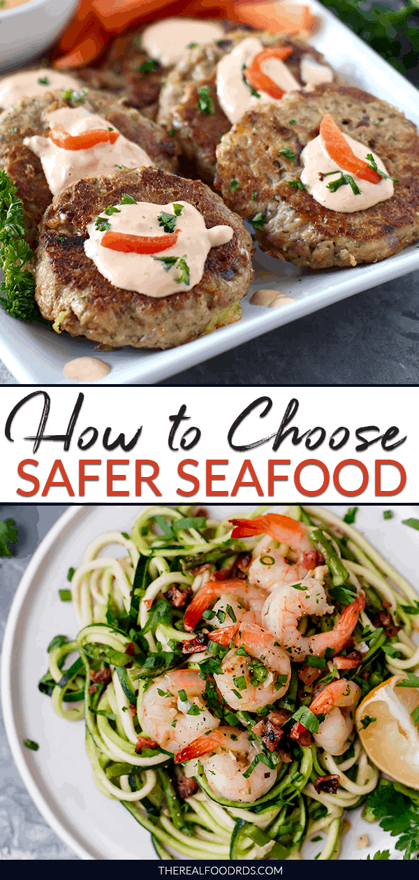 Pin image for How to Choose Safer Seafood