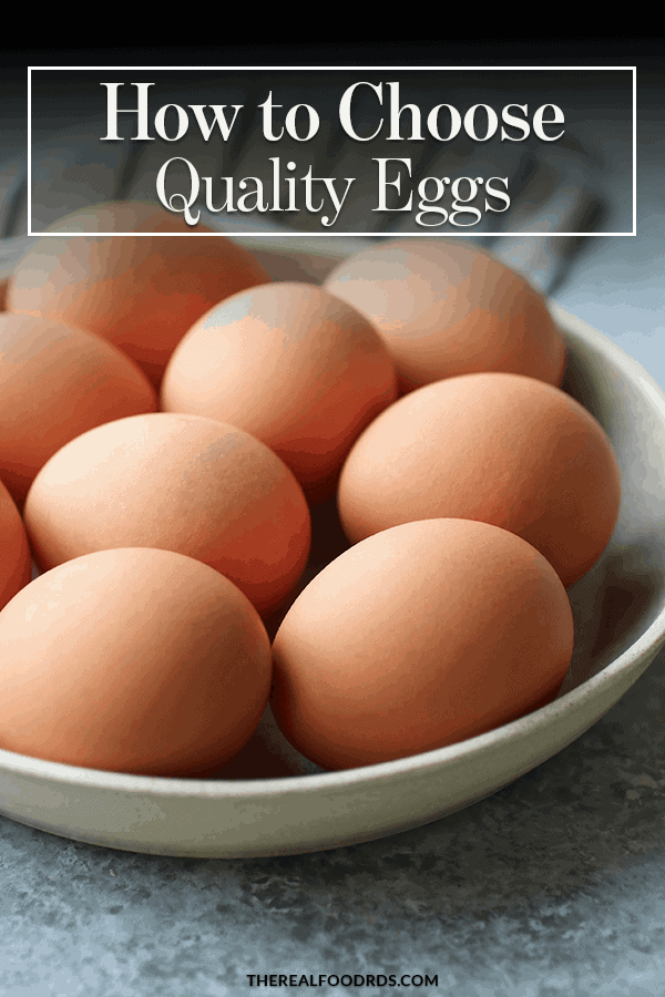 Pin image for How to Choose Quality Eggs