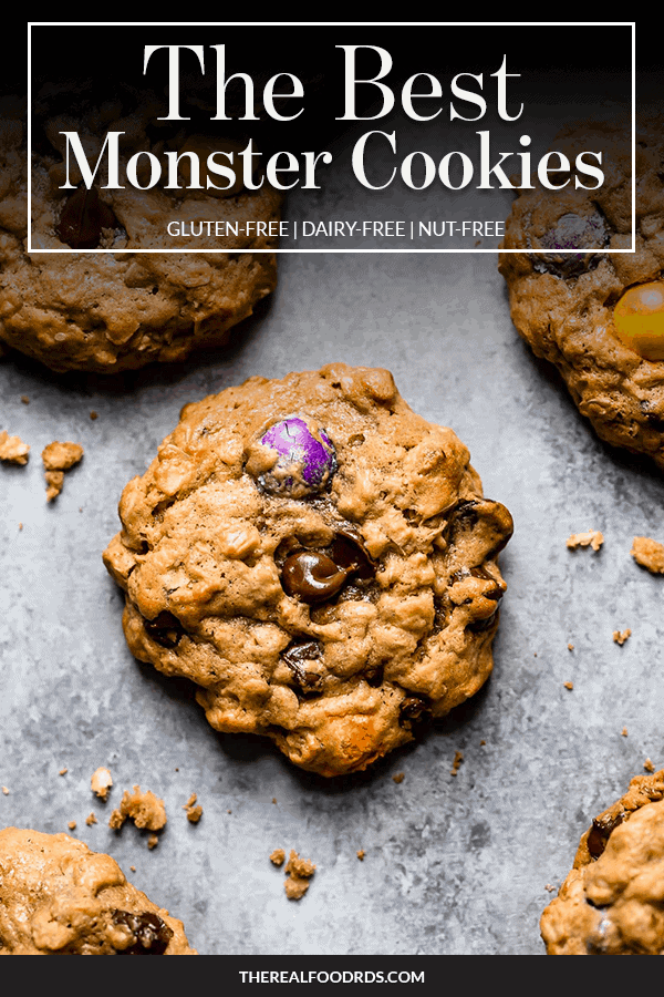 Pin image for The Best Monster Cookies