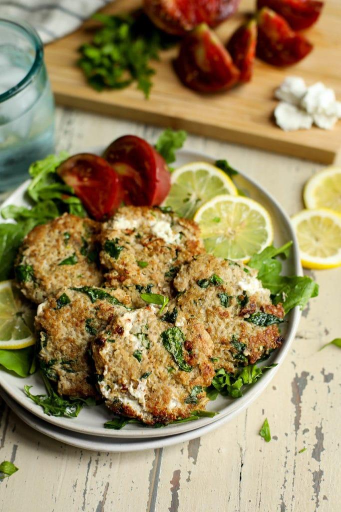 Photo of Spinach Quinoa Turkey Burgers - 9 Healthy Quinoa Recipes