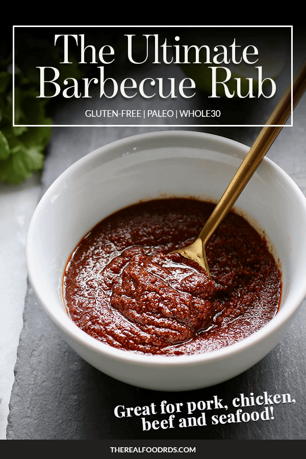 Pin image for The Ultimate BBQ Rub (Wet Rub)