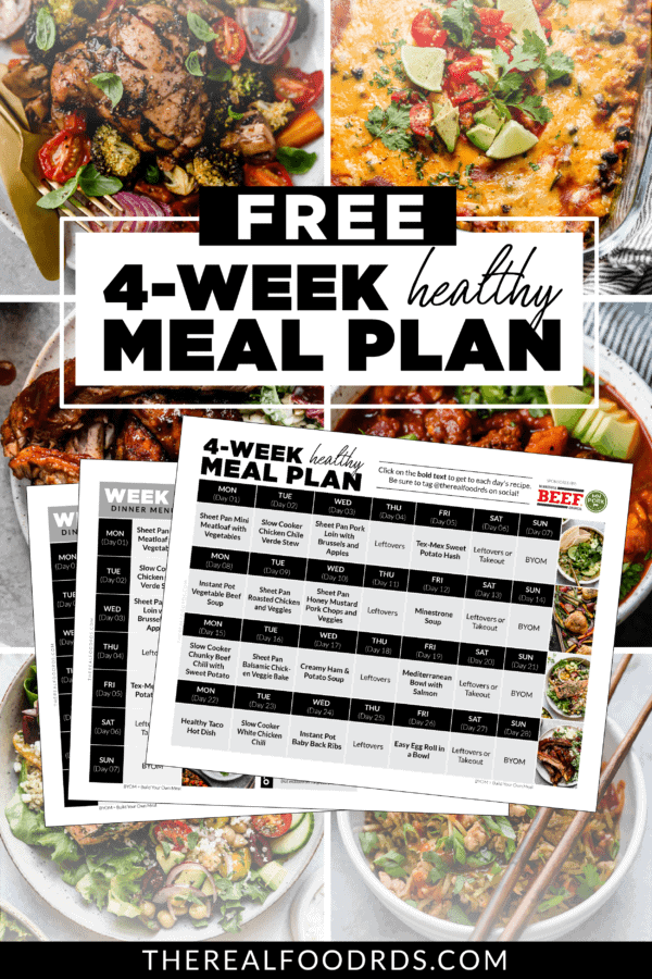 Meal Plan Graphic